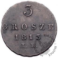 3 grosze - trojak
