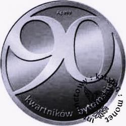 90 kwartników bytomskich (Ag)