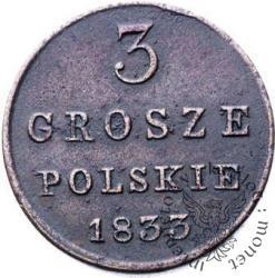 3 grosze (trojak)