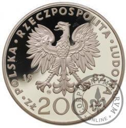 200 złotych - Jan Paweł II - st.l.