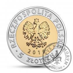 5 złotych - Kopiec Wyzwolenia