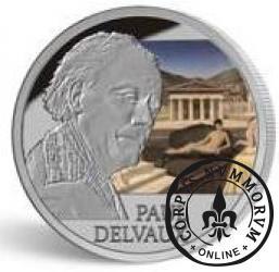 10 euro - Paul Delvaux
