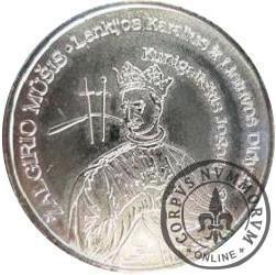 1 grunwald - Władysław II Jagiełło (stal)