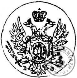 1 grosz - IB bez napisu