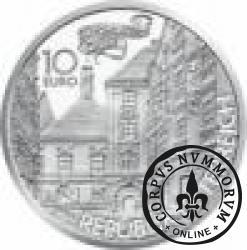 10 euro - Bazyliszek z Wiednia
