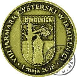 VIII JARMARK CYSTERSKI W JAMIELNICY (mosiądz)