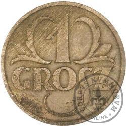1 grosz - Ag