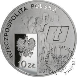 10 złotych - 30 lat NZS