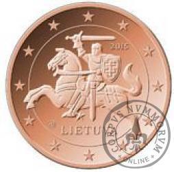 5 euro centów