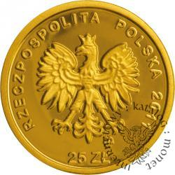 25 złotych - beatyfikacja Jana Pawła II