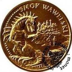 1972 kraków - Smok Wawelski (III emisja*)
