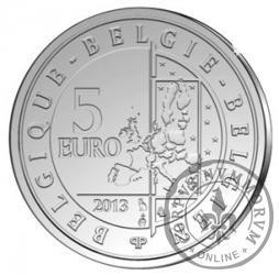 5 euro - 75 lat Spirou