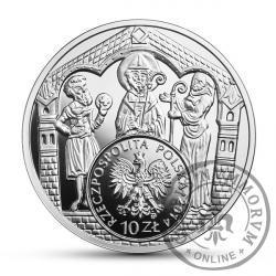 10 złotych - brakteat Mieszka III