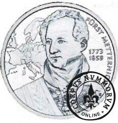 20 euro - okres Biedermeier