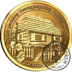 500 marek polskich - Środek płatniczy Rzeczypospolitej Polskiej 1919-1939 (golden nordic)