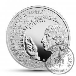10 złotych - Mikołaj Kopernik - Rozprawa o biciu monety