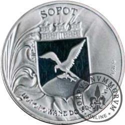 50 guldenów sopockich - Rock'n'roll (Ag)