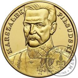 500 000 złotych - Józef Piłsudski