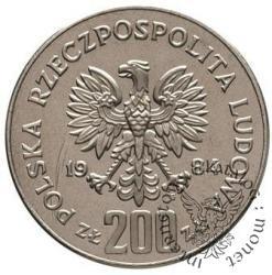 200 złotych - łyżwiarka figurowa
