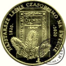 200 sylwanów (Najstarsze Leśne Czasopismo na Świecie 1820-2020)