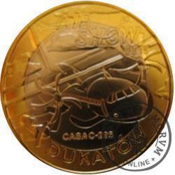 7 dukatów - IV emisja (CASA C-295)