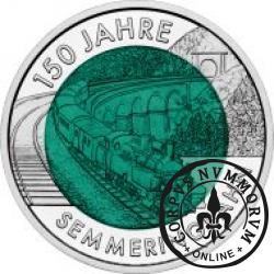25 euro - 150 Lat Kolei Szynowej Semmering