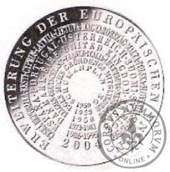 10 euro - Rozszerzenie Unii Europejskiej.