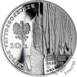 10 złotych - Smoleńsk prezes NBP