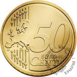 50 euro centów (F)