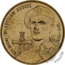 2 złote - Władysław Anders