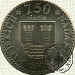 1 grosz pyskowicki - 2010 (mosiądz)