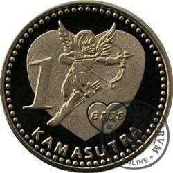 1 eros / Kamasutra - Dama rozkoszy (alpaka)