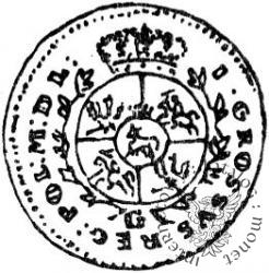 grosz - srebro