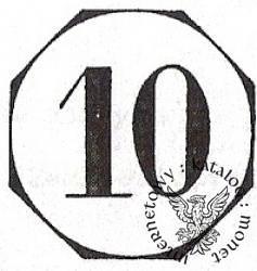 10 fenigów (ośmiokątna)