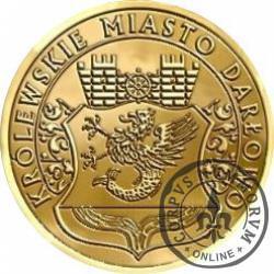 DARŁOWO - Symbole miasta / Pomnik Rybaka