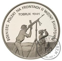 100 000 złotych - Tobruk