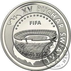 1000 złotych - XV puchar świata FIFA USA 1994