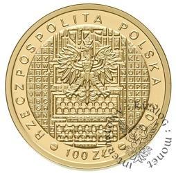 100 złotych - Enigma