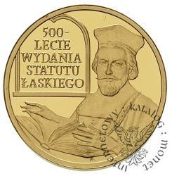 500-lecie wydania Statutu Łaskiego