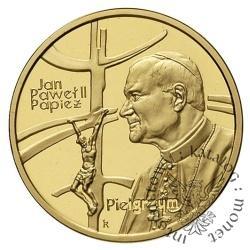 100 złotych - Papież pielgrzym