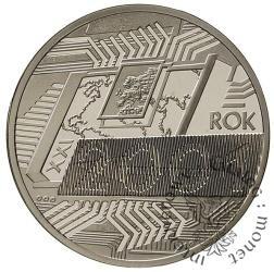10 złotych - rok 2001