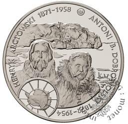 10 złotych - H. Arctowski i Antoni B. Dobrowolski