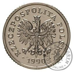 10 Groszy (1990-1995) PRÓBA