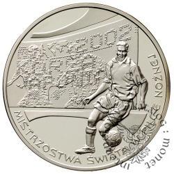 10 złotych - MŚ w piłce nożnej Korea/Japonia 2002