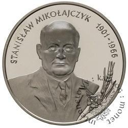 10 złotych - St. Mikołajczyk