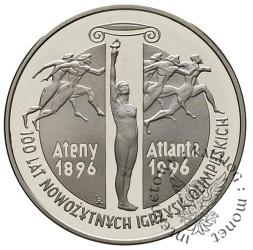 10 złotych - 100 lat igrzysk
