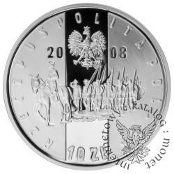 10 złotych - 90. rocznica Powstania Wielkopolskiego