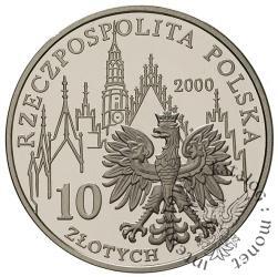 10 złotych - 1000-lecie Wrocławia