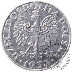 10 Złotych (Klamry)(1934-1938) PRÓBA
