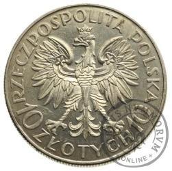 10 złotych - Sobieski